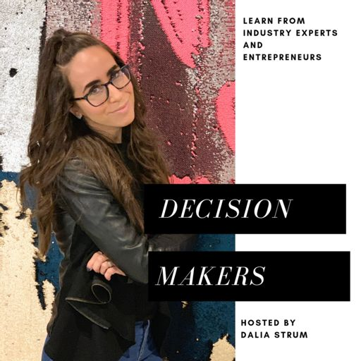 Cover art for podcast Decision Makers
