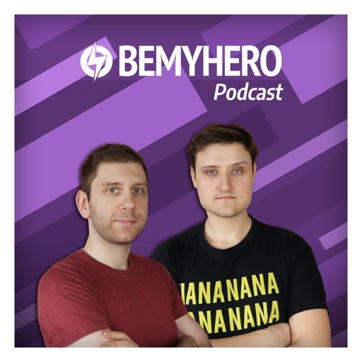 Cover art for podcast Be My Hero Podcast