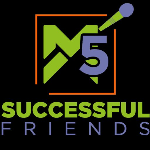 Cover art for podcast M5 Successful Friends