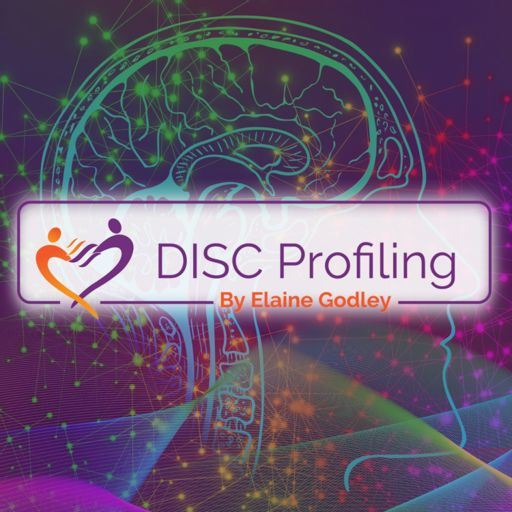 Cover art for podcast DISC Profiling by Elaine Godley