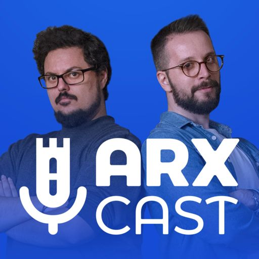 Cover art for podcast ARXCast