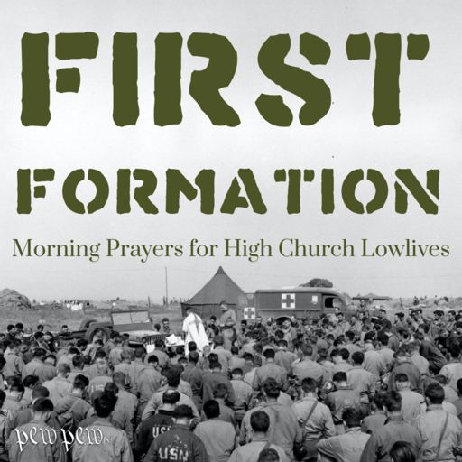 Cover art for podcast First Formation