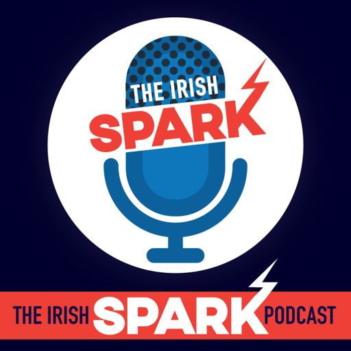 Cover art for podcast The Irish Spark