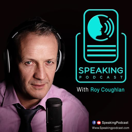 Cover art for podcast Speaking Podcast