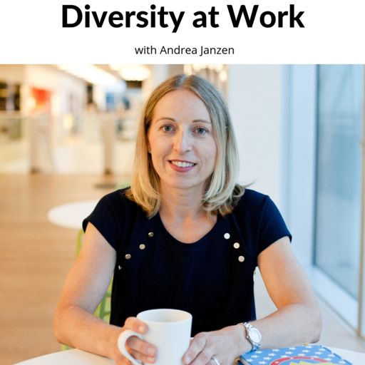Cover art for podcast Diversity at Work
