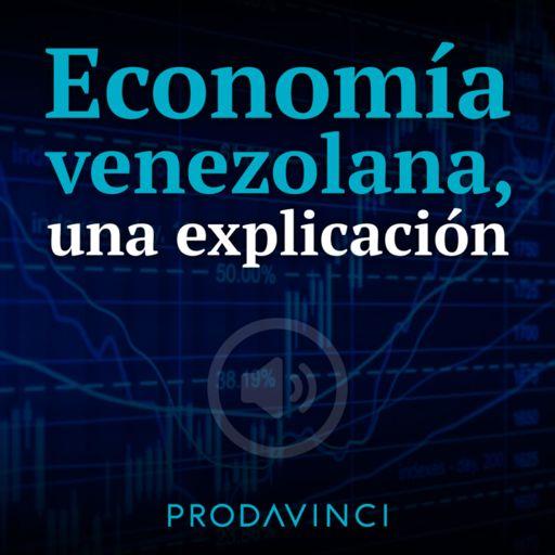 Cover art for podcast Economía venezolana, una explicación