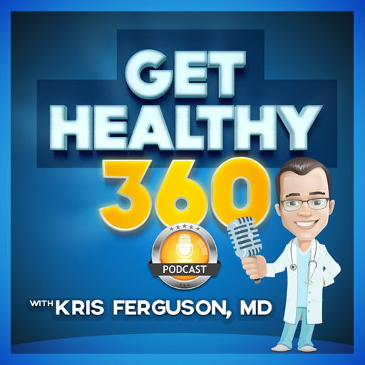 Cover art for podcast The Get Healthy 360 Podcast