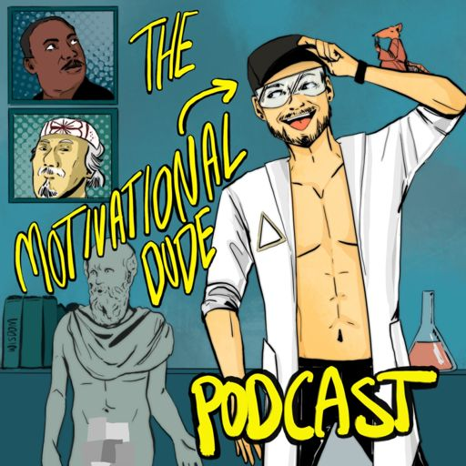Cover art for podcast The Motivational Dude Podcast
