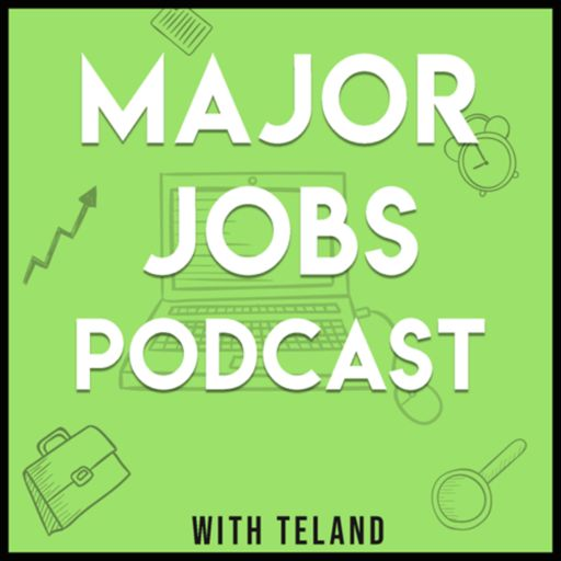 Cover art for podcast Major Jobs with Teland