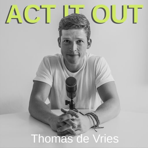 Cover art for podcast ACT IT OUT