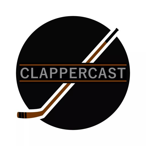 Cover art for podcast Clappercast Hockey Podcast