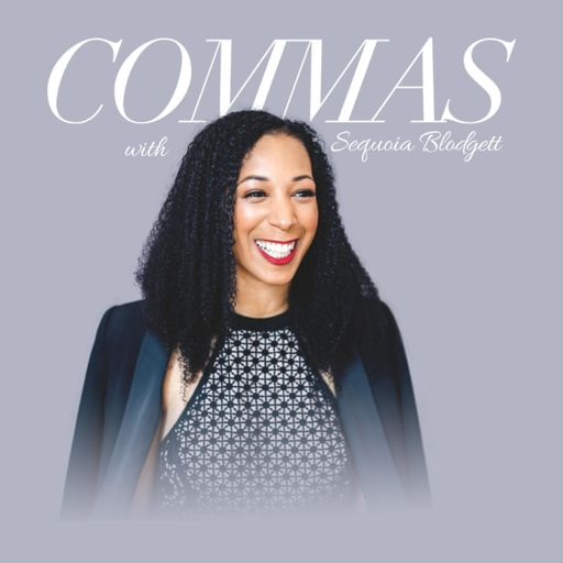 Cover art for podcast Commas