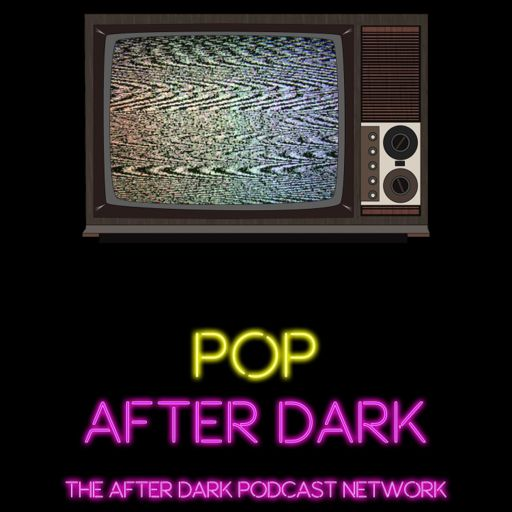 Cover art for podcast Pop After Dark