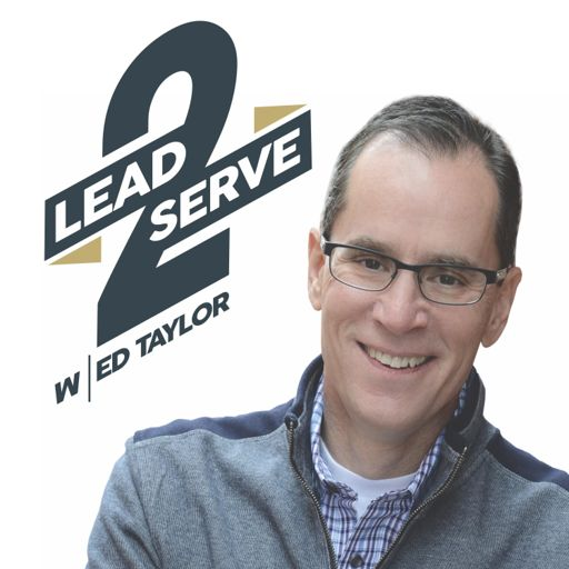 Cover art for podcast Lead2Serve