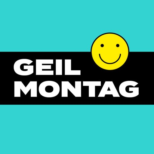 Cover art for podcast Geil Montag Podcast