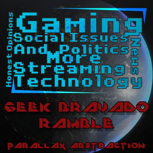 Cover art for podcast The Geek Bravado Ramble
