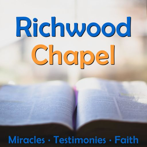 Cover art for podcast Richwood Chapel Podcast