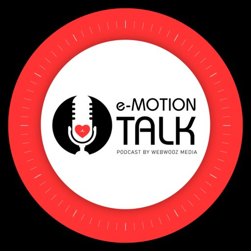 Cover art for podcast e-Motion Talk