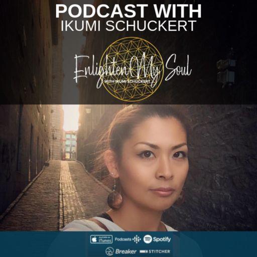 Cover art for podcast Enlighten My Soul