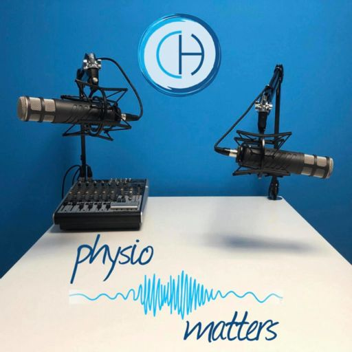 Cover art for podcast The Physio Matters Podcast