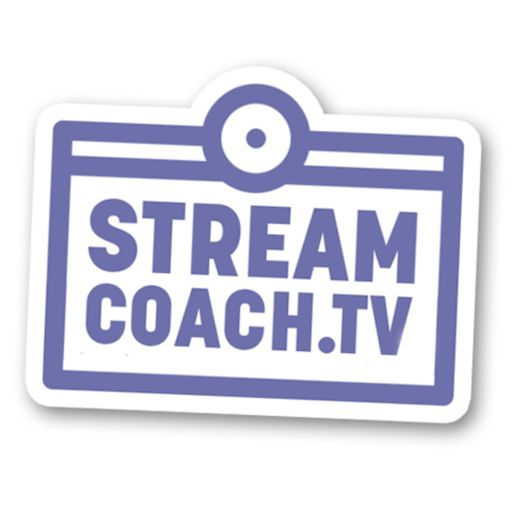Cover art for podcast Stream Coach: Twitch Stream Tips | Partner Interviews | Pro Advice