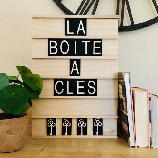 Cover art for podcast La Boîte à clés