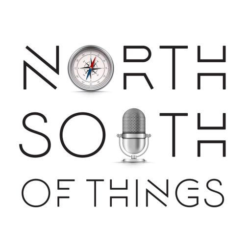 Cover art for podcast North & South of Things