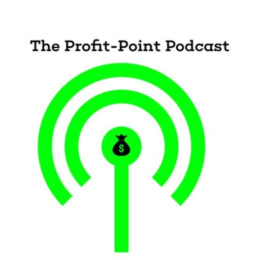 Cover art for podcast The Profit Point Podcast / Real-World Tips, Hacks, and Strategies for Today's Successful Business