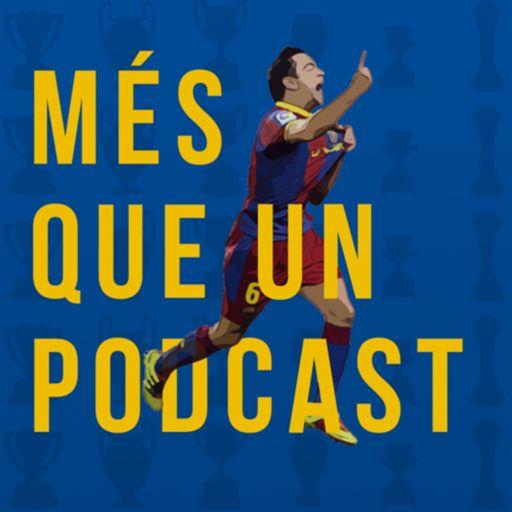 Cover art for podcast Més Que Un Podcast (FC Barcelona)