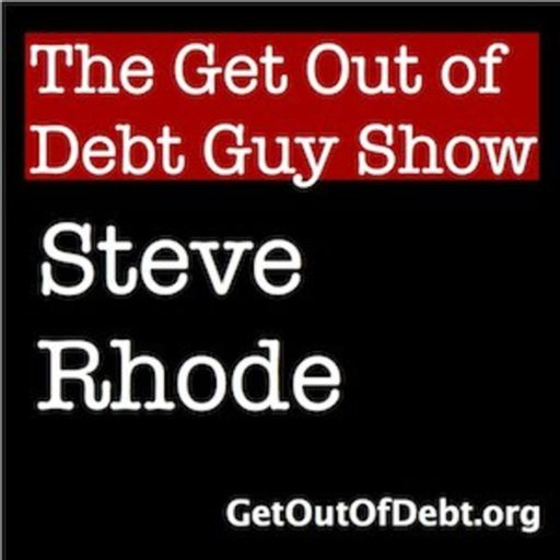 Cover art for podcast Get Out of Debt Guy Show