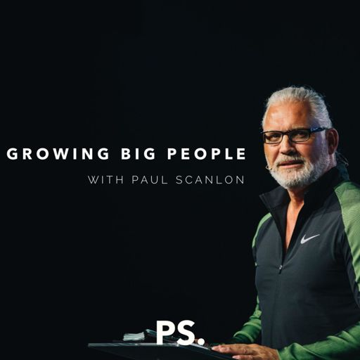 Cover art for podcast Growing Big People with PS.