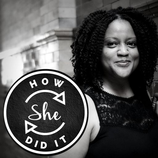 Cover art for podcast How She Did It