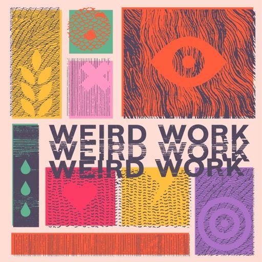 Cover art for podcast Weird Work