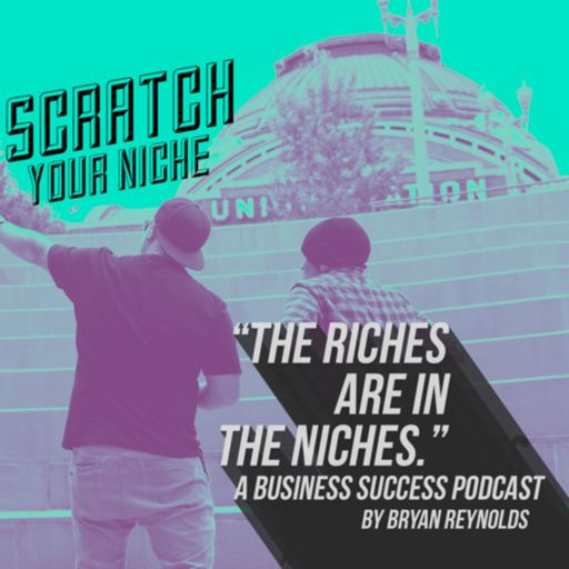 Cover art for podcast Scratch Your Niche