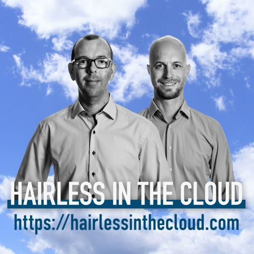 Cover art for podcast Hairless in the Cloud - Microsoft 365 - Security und Collaboration