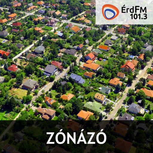 Cover art for podcast Zónázó ÉrdFM 101,3