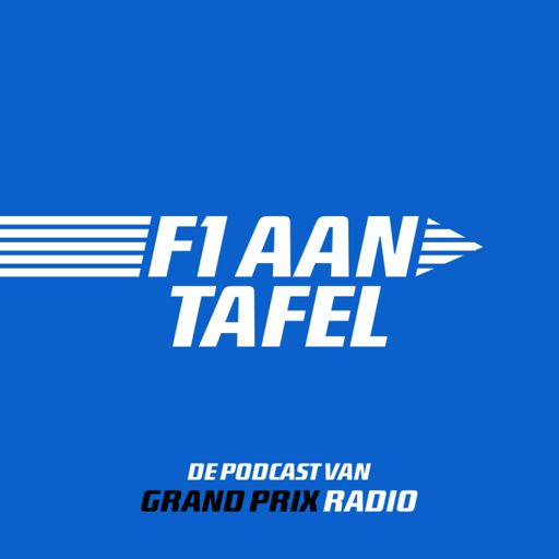 Cover art for podcast F1 Aan Tafel
