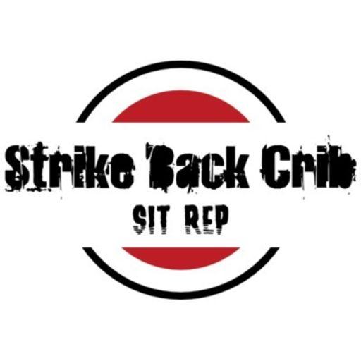 Cover art for podcast Strike Back Crib - Sit Rep
