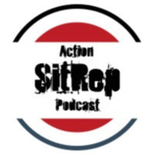 Cover art for podcast Action SitRep Podcast