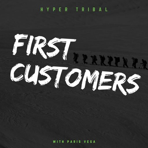 Cover art for podcast First Customers