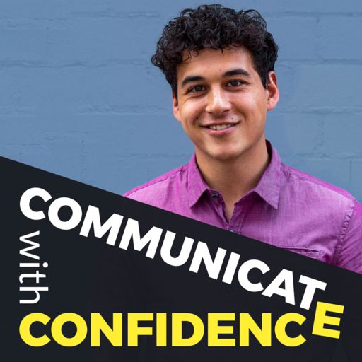 Cover art for podcast Comunicate with Confidence with Luke Maxwell