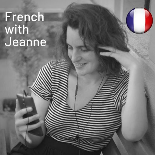 Cover art for podcast French with Jeanne