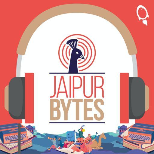 Cover art for podcast Jaipur Bytes