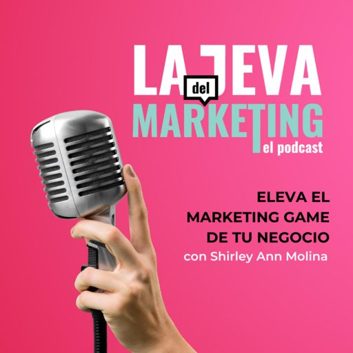 Cover art for podcast La jeva del marketing