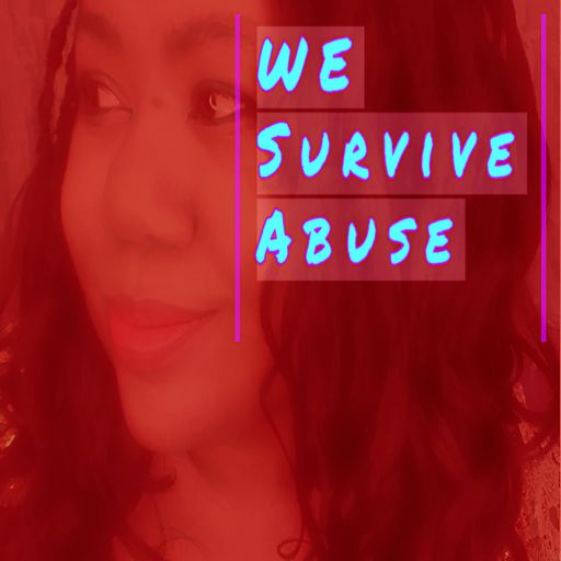 Cover art for podcast WE Survive Abuse