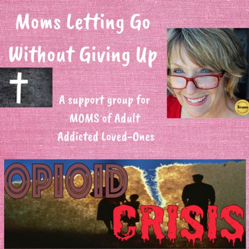 Cover art for podcast Moms Letting Go Without Giving Up