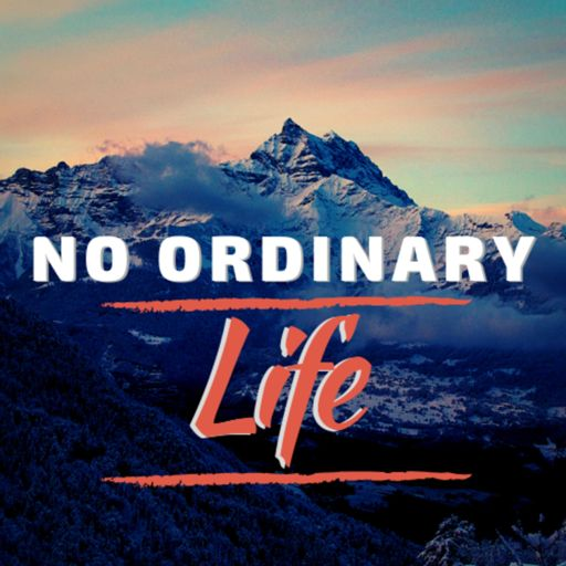 Cover art for podcast No Ordinary Life