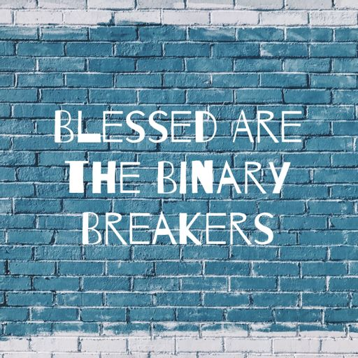 Cover art for podcast Blessed Are the Binary Breakers