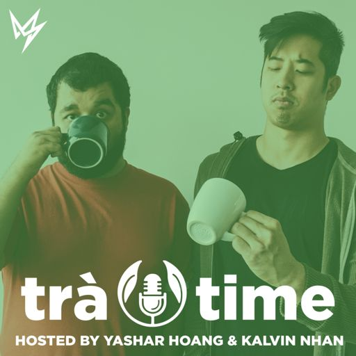 Cover art for podcast Trà Time Podcast