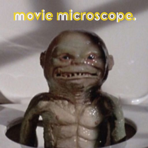Cover art for podcast Movie Microscope